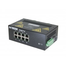 Red Lion N-Tron® Series NT24k All-Gigabit Managed Switches