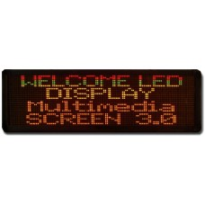 Spectra Four Line Indoor Displays