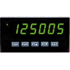 PAX Dual Counter/Rate Meter, Green Display, AC Powered