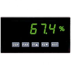 PAX Universal DC Input Meter, Green Display, AC Powered