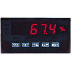 PAX Universal DC Input Meter, Red Display, DC Powered